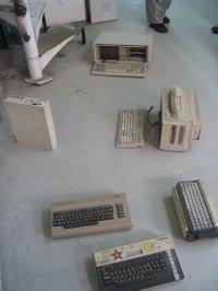 Sprzęt elektroniczny do utylizacji