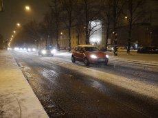 auto przygotowane na zimę