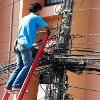 kable elektryczne